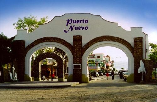Puerto Nuevo | Baja Mexico