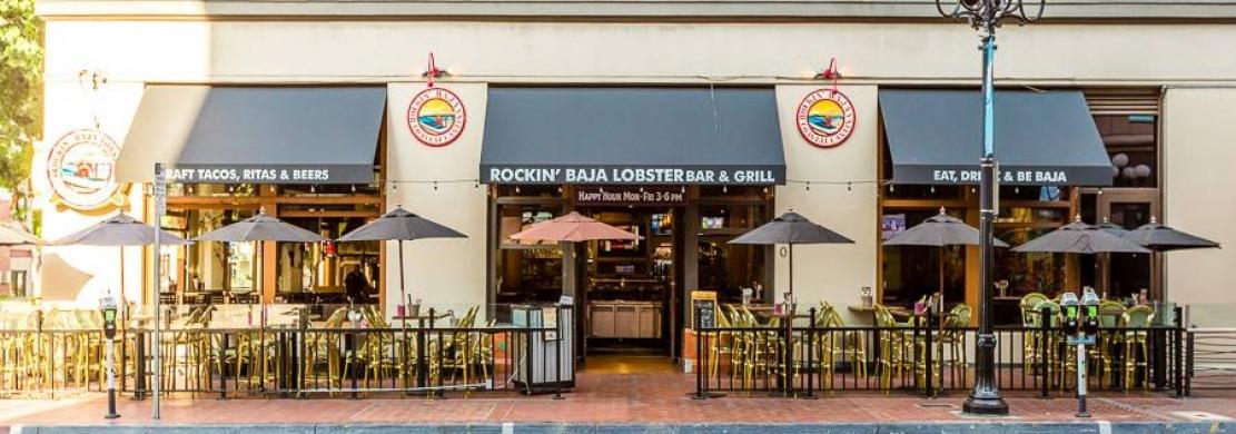 Rockin Baja Lobster
