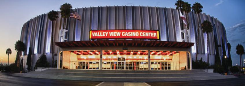 Valley View Casino Center