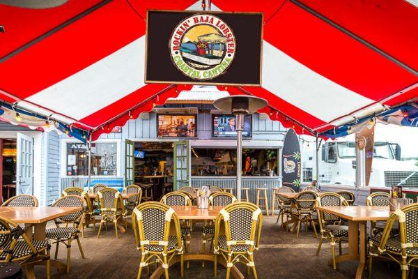 Oceanside Outdoor Dining