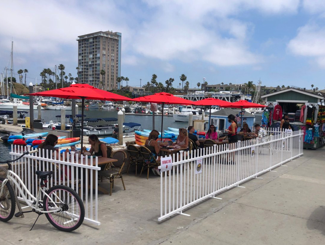 Outdoor Dining Oceanside