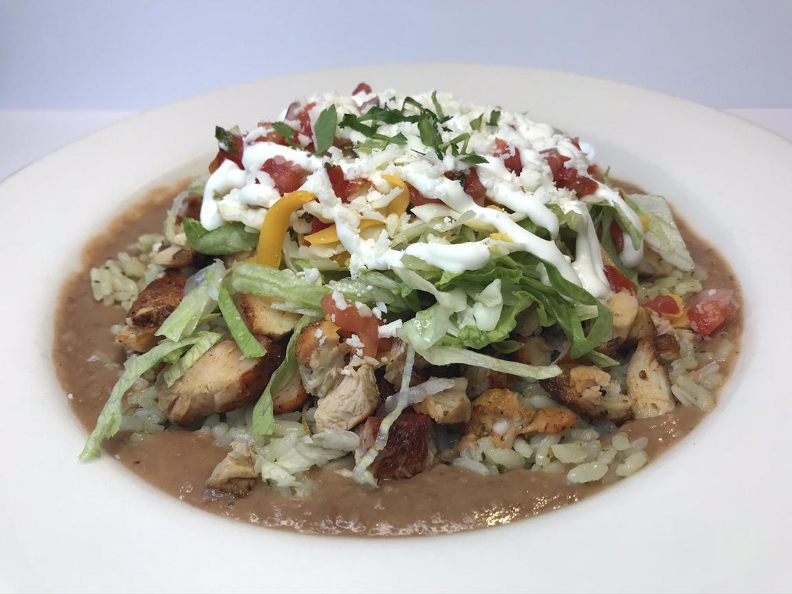 Baja Taco Supreme