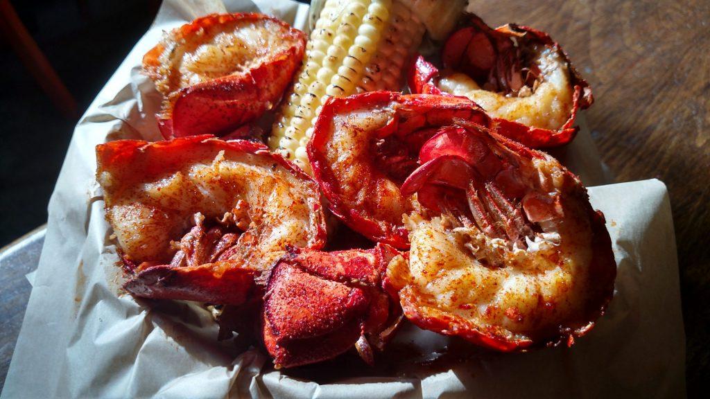 Lobster Tails Bucket