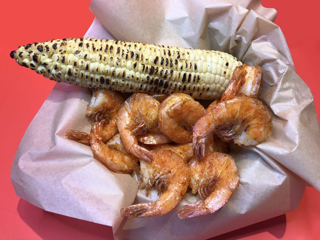 Rockin Shrimp Bucket