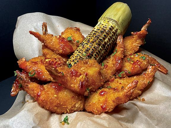 Rockin firecracker shrimp