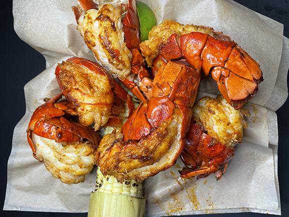 Rockin Lobster Tails Bucket