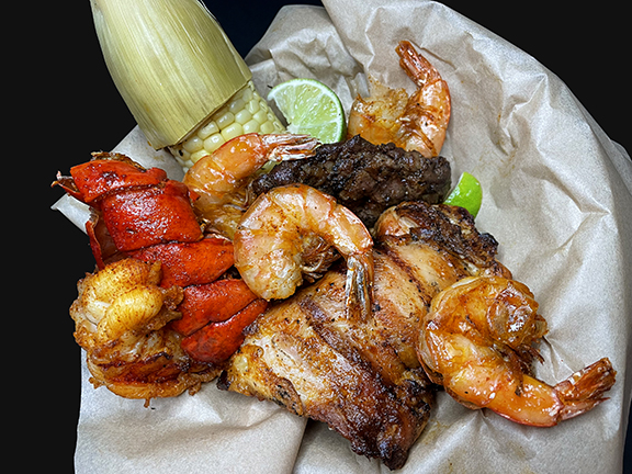 Taste Of Baja Bucket for one