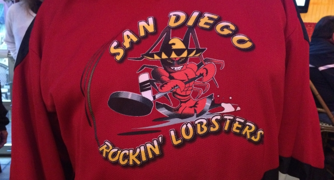 San Diego Hockey HQ - Rockin' Baja - Owner Rick