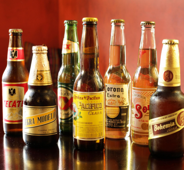 Mexican Beer Hierarchy